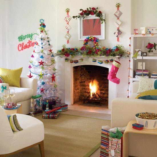 Brilliant Christmas Trees Ideas Imagine Your Homes - Christmas room decoration ideas