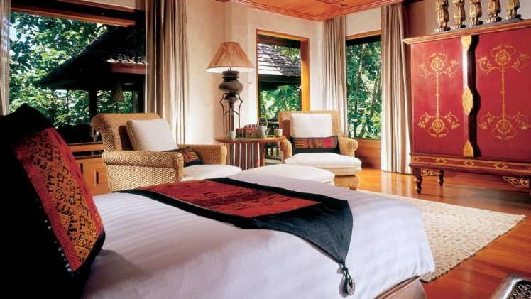 Four-Seasons-Resort-Chiang-Mai-jungle-view-bedroom